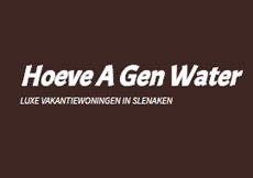 Hoeve a gen Water