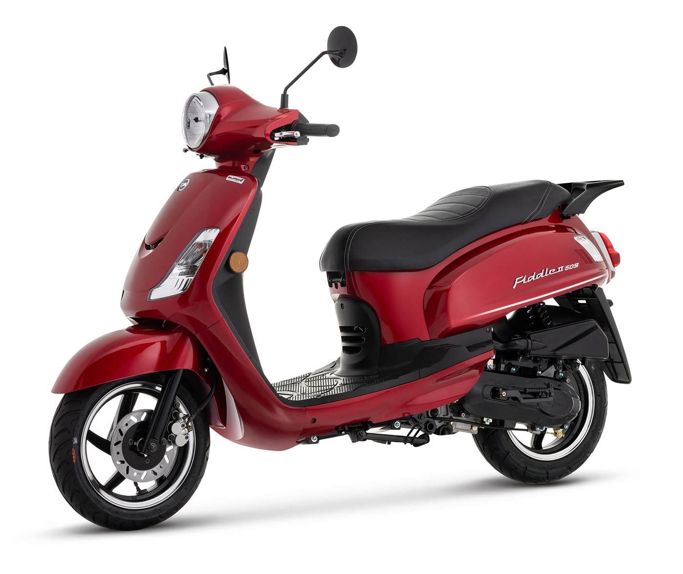 scooter verhuur heuvelland